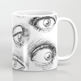 The SENSUALIST Collection (Sight) Coffee Mug