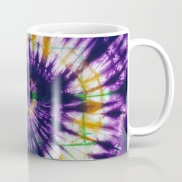 Tie Dye Purple Play Coffee Mug