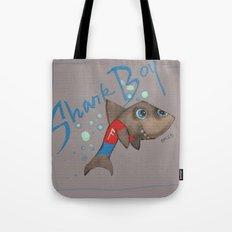 SHARK BOY Tote Bag