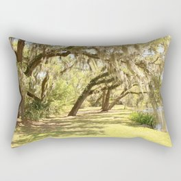 Southern Springtime Rectangular Pillow