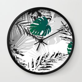 Naturshka 93 Wall Clock