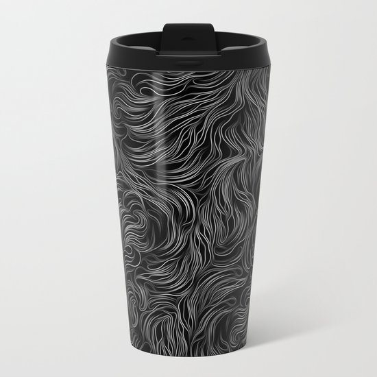 ab/strings-g Metal Travel Mug