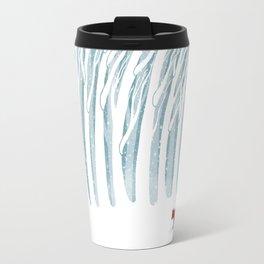 Winter Storm Travel Mug