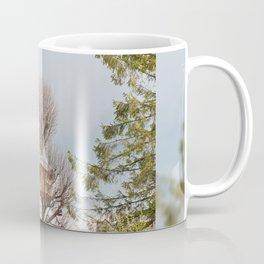 Fairy wooden tree house Coffee Mug