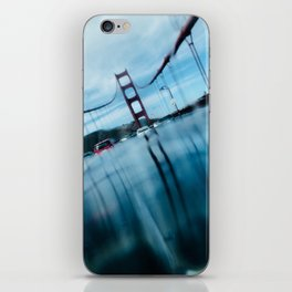 Sunken Bridge iPhone Skin
