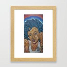L-Boogie Framed Art Print