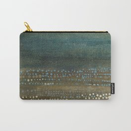 Landscape Dots - Night Carry-All Pouch