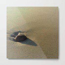 Oceanic pebble 4 Metal Print