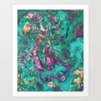 Illusion Six Art Print