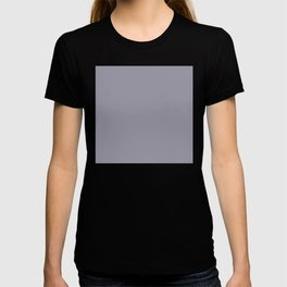LILAC GRAY PANTONE 16-3905 T-shirt