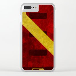Speedy Clear iPhone Case