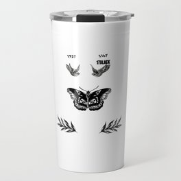 Harry's tattoo Travel Mug