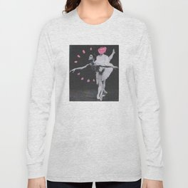 arrogant ballerina Long Sleeve T-shirt