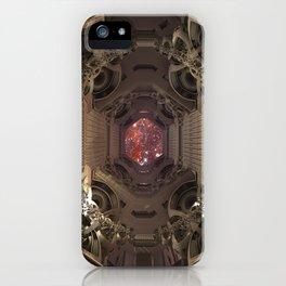 Space Checkpoints TA KentPress iPhone Case