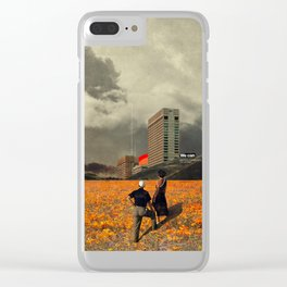 We Can Clear iPhone Case