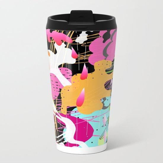 Splat Rx Metal Travel Mug