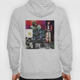 Cole album collage Hoody