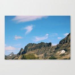 glacier ntl park part 2 Canvas Print
