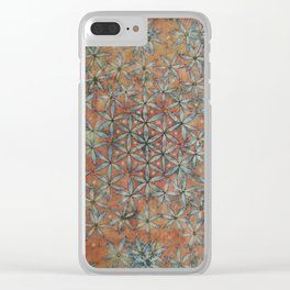 TAGGART SPRING TRANSFORMATION Clear iPhone Case