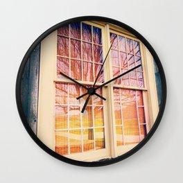 Beautiful Reflection Wall Clock