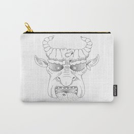 Dickfacetor Carry-All Pouch