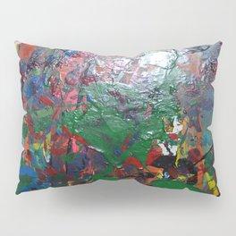 Abstract art Love Pillow Sham