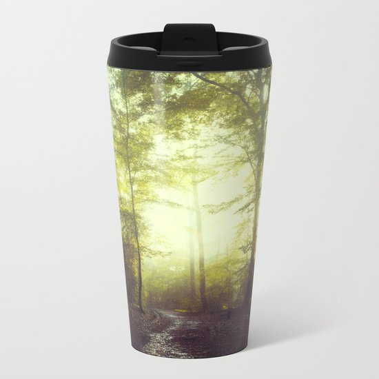 way of light Metal Travel Mug
