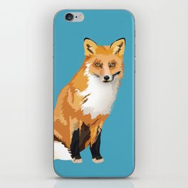 You Sly Fox iPhone Skin
