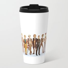 The Doctors Travel Mug