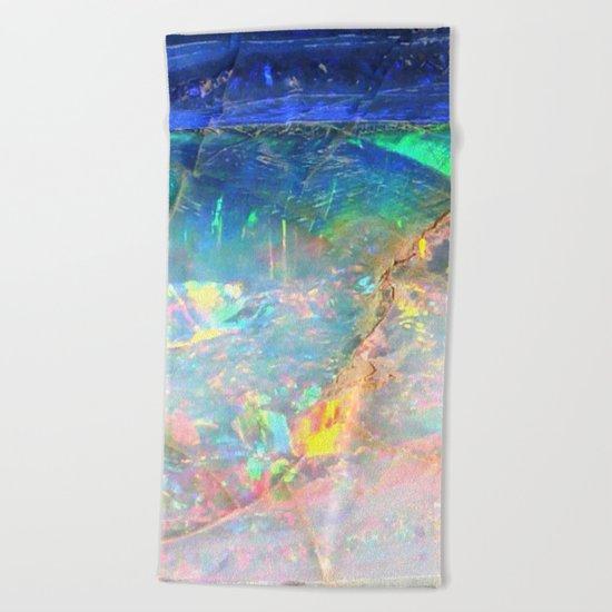 Ocean Opal Beach Towel