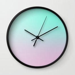 Sour Grapes Wall Clock