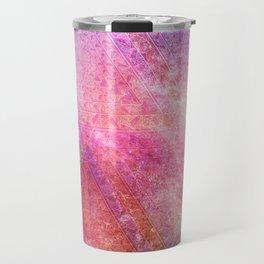 Prismatic Spectrum Travel Mug