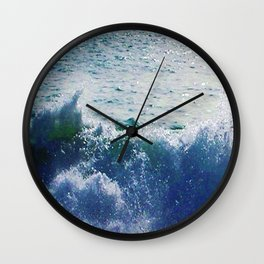 SPLASH! Wall Clock