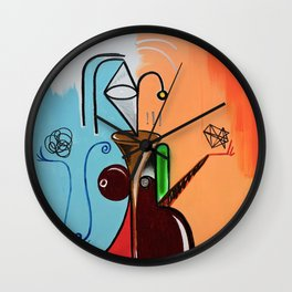 L7 Wall Clock