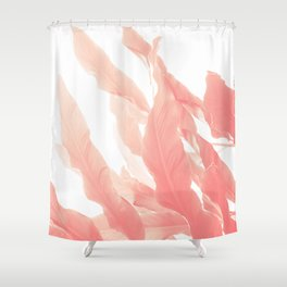 Banana Leaves Jungle Dream #1 #tropical #decor #art #society6 Shower Curtain
