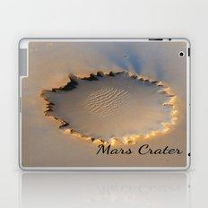 Mar's Crater Laptop & iPad Skin
