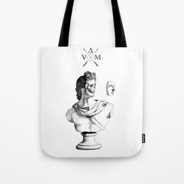 Not a bust (plain top) Tote Bag