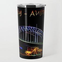 Electrified Sydney Travel Mug