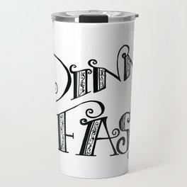 DINNA FASH Travel Mug