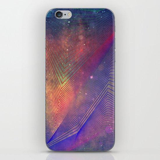 nyyd cyffyy iPhone & iPod Skin