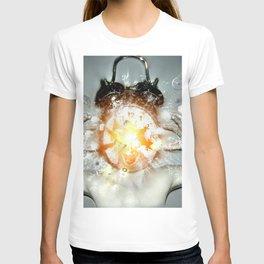 Exploding Clock T-shirt