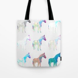 Equus Series II: Herd Tote Bag