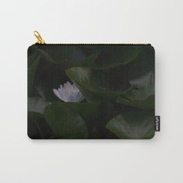 Shadow Lilies Carry-All Pouch