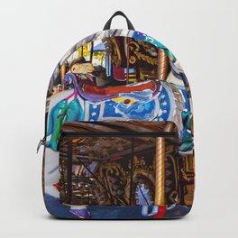 Vintage Carousel Backpack