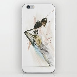Drift Contemporary Dance iPhone Skin