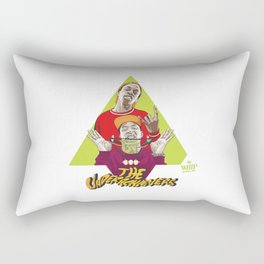 THE UNDERACHIEVERS Rectangular Pillow