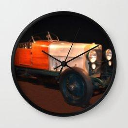 Vintage Italian Roadster | Nadia Bonello Wall Clock