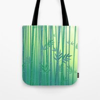serenity Tote Bags featuring Serenity by Natalia Linn