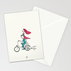 Faster than the wind Stationery Cards