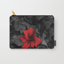 Pointsetta Carry-All Pouch
